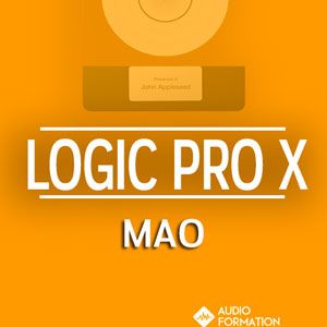 logic pro x v3 @audio-formation