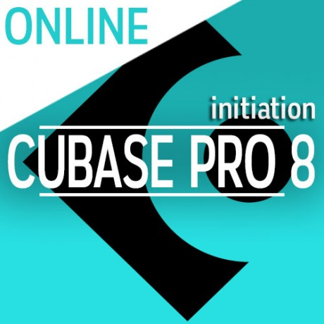 stage cubase pro 8 initiation audio formation