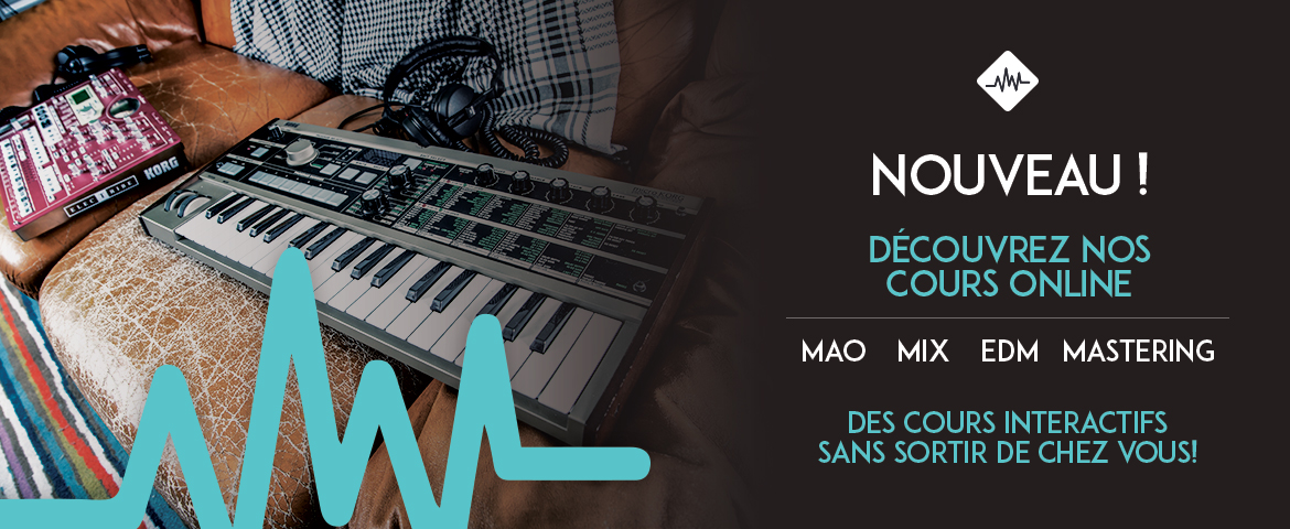 cours online audio formation b2