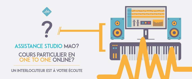assistance studio mao audio formation b3