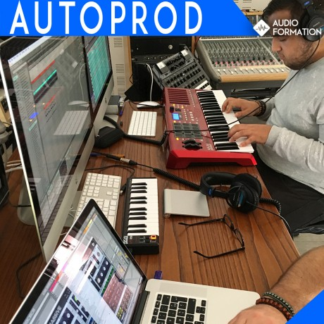 stage autoprod en home studio