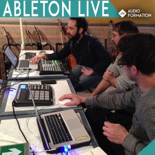 stage ableton mao mixage mastering