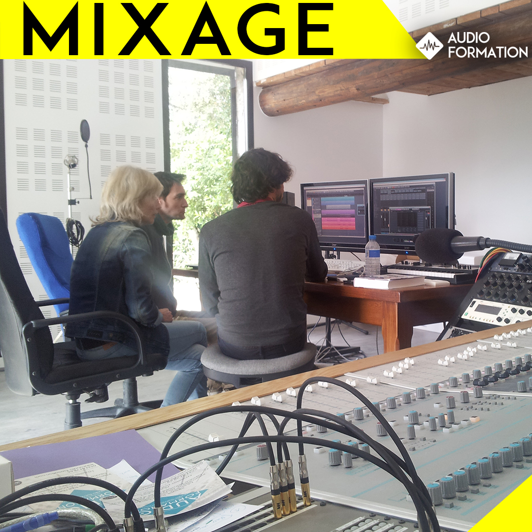 stage mixage
